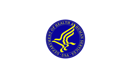 Alpha Omega Customers Department of Health and Human Services Seal